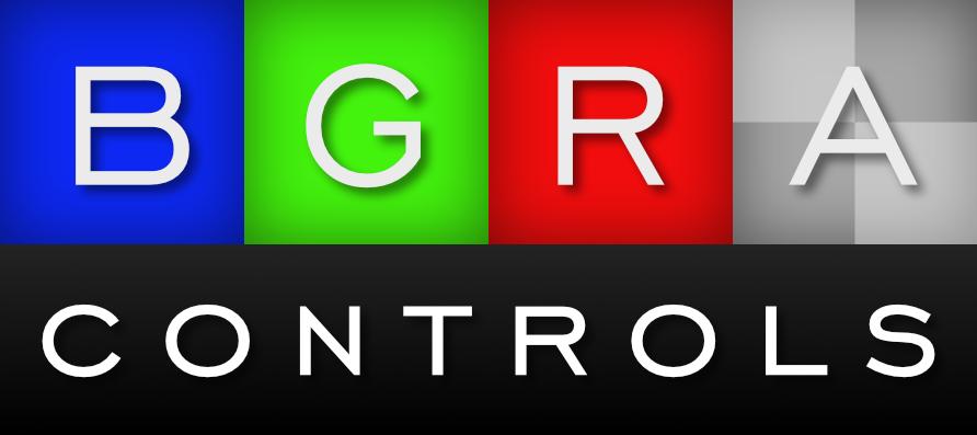 BGRA Controls