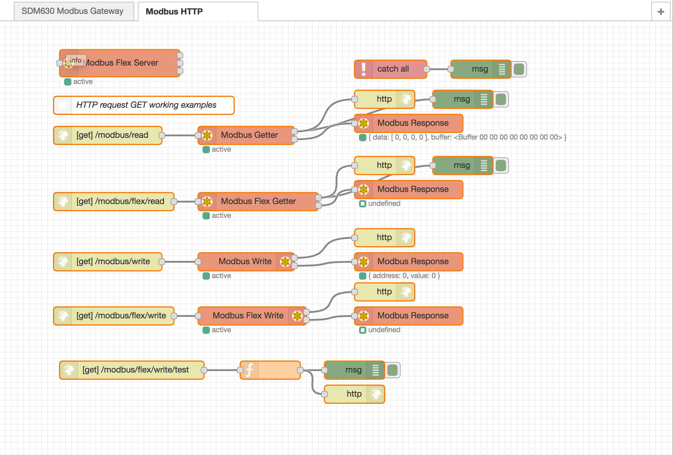 node-red-contrib-modbus (node) - Node-RED