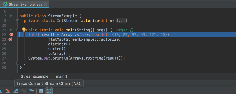 Java Stream Debugger - Plugins | JetBrains