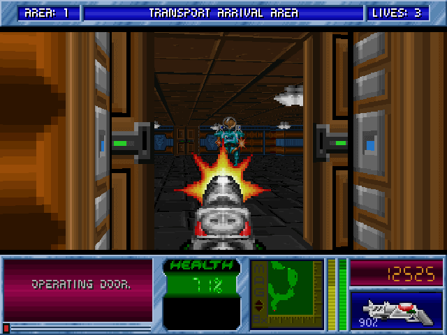 BStone: Planet Strike screenshot (640x480)
