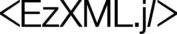 EzXML.jl Logo