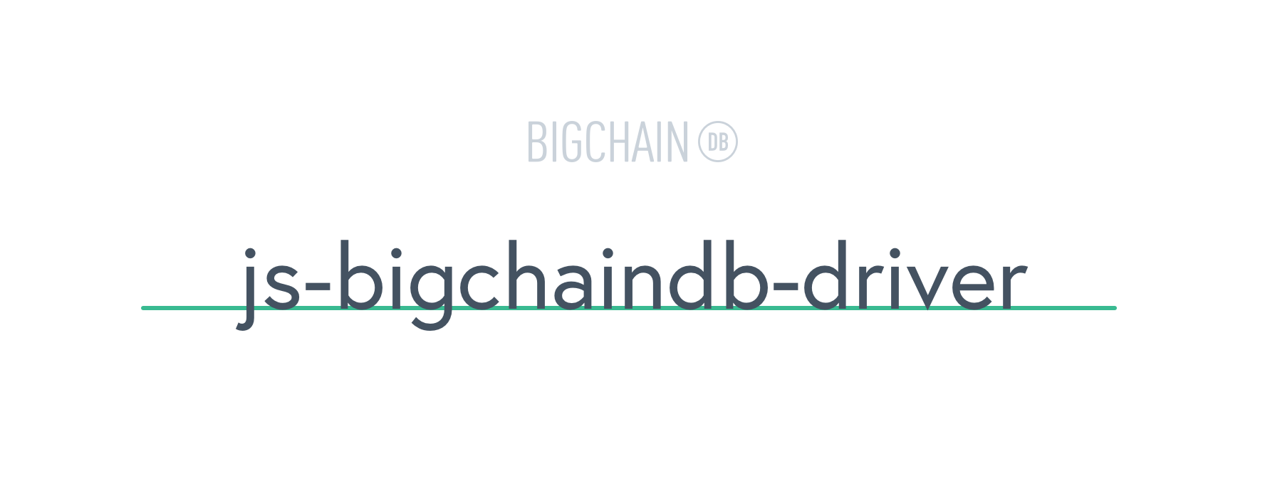 js-bigchaindb-driver