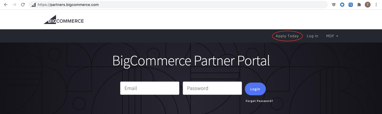 Partner Apply