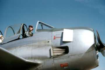 Gus in T-28