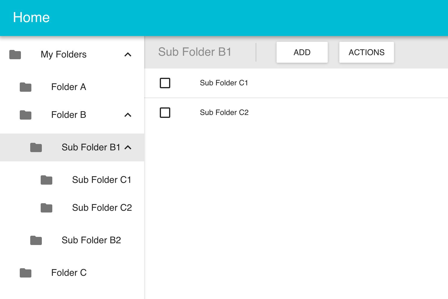 folder-ui - npm