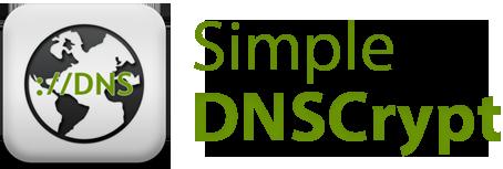 Simple DNSCrypt Logo