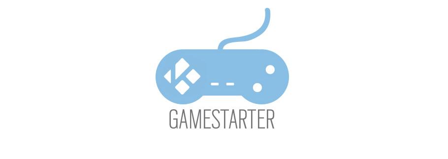 Gamestarter: Easy retrogaming addon [Pi]