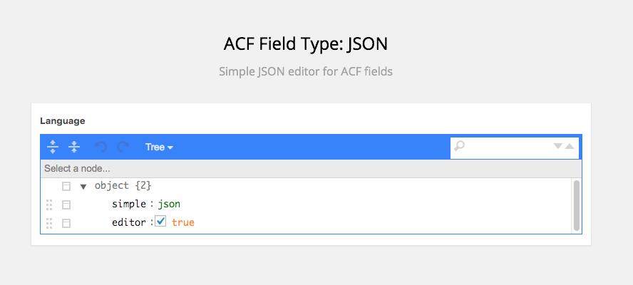 Preview Field in Wordpress admin