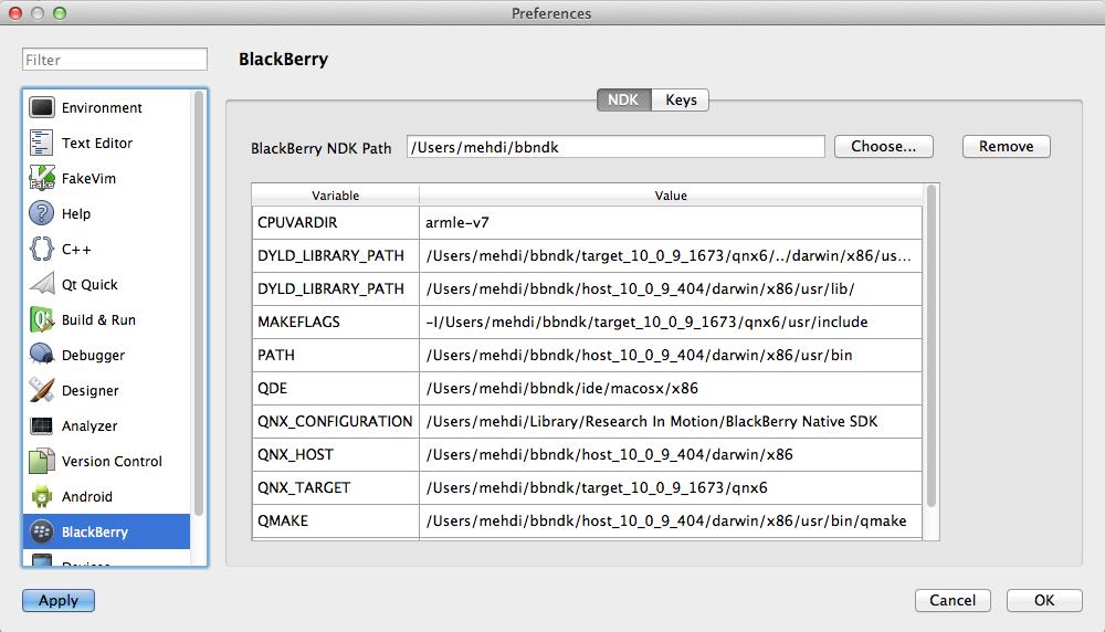 用 Qt Creator环境 为 BlackBerry 10 开发 Qt应用-Hoarn的博客