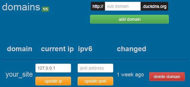 Raspberry Pi 2 Home Assistant domain with SSL (duckdns org and