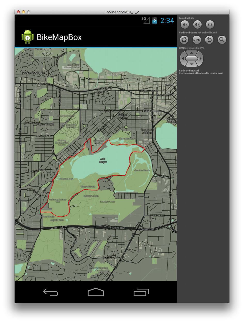 MapBox On Android