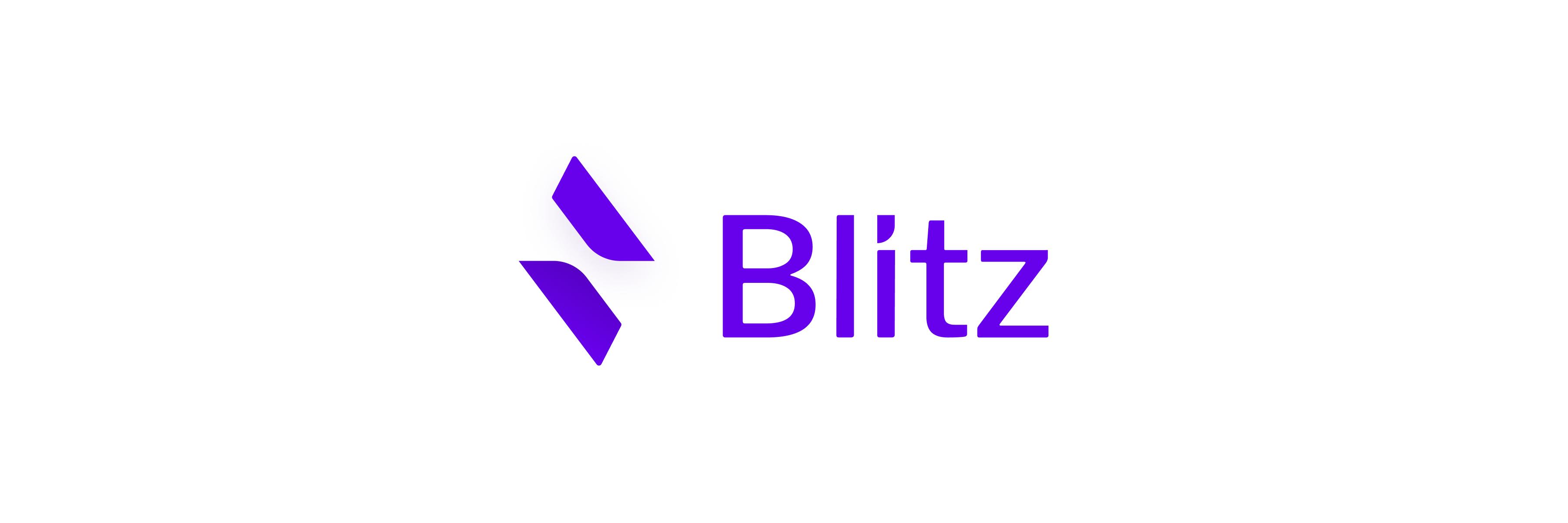 Blitz.js