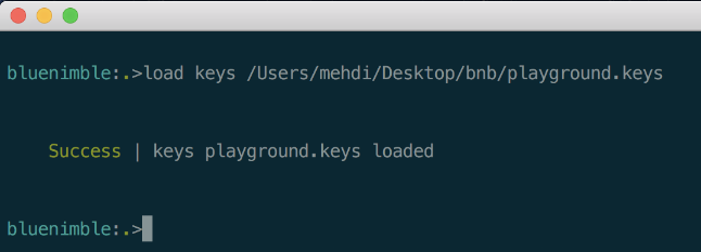 BlueNimble Server Install Page