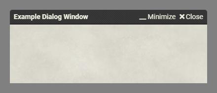 Module screenshot