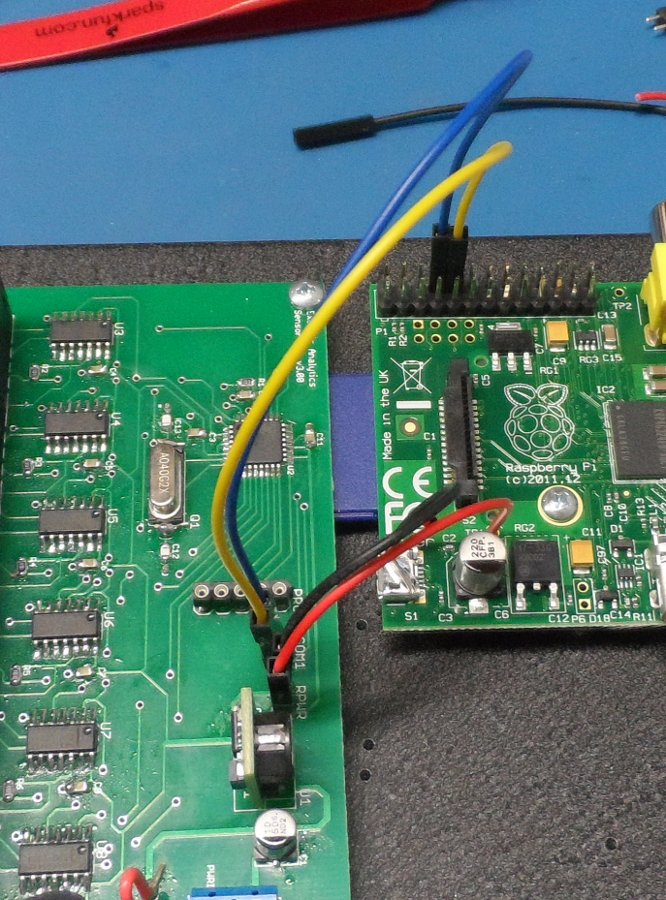 HUB Pi wiring diagram