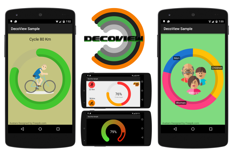 DecoView Library Image