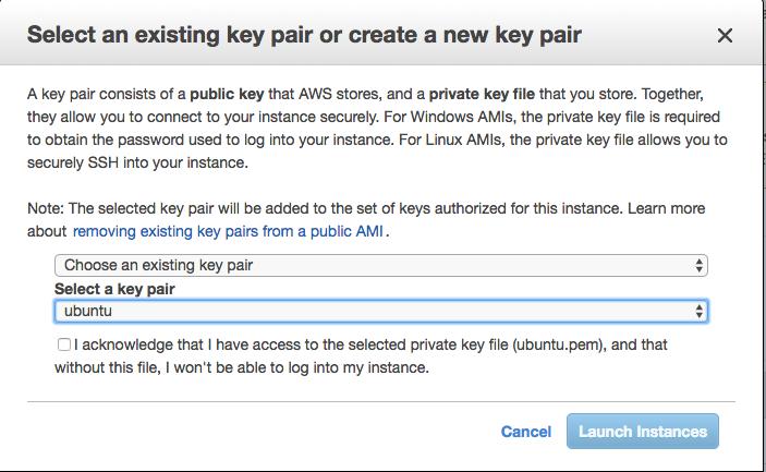 AWS Provision New Server · PaddlePaddle/PaddlePaddle org