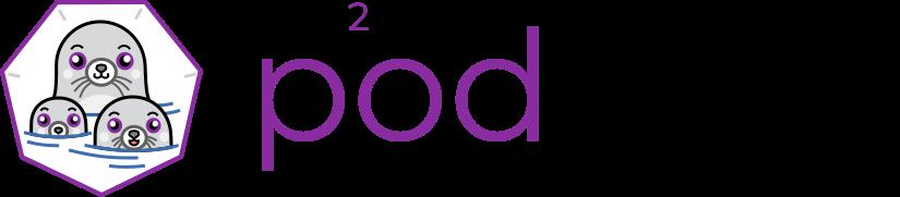boot2podman logo