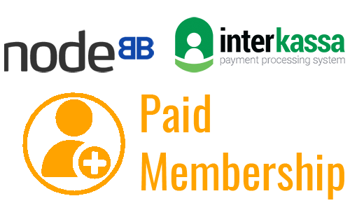 Paid membership plugin for NodeBB