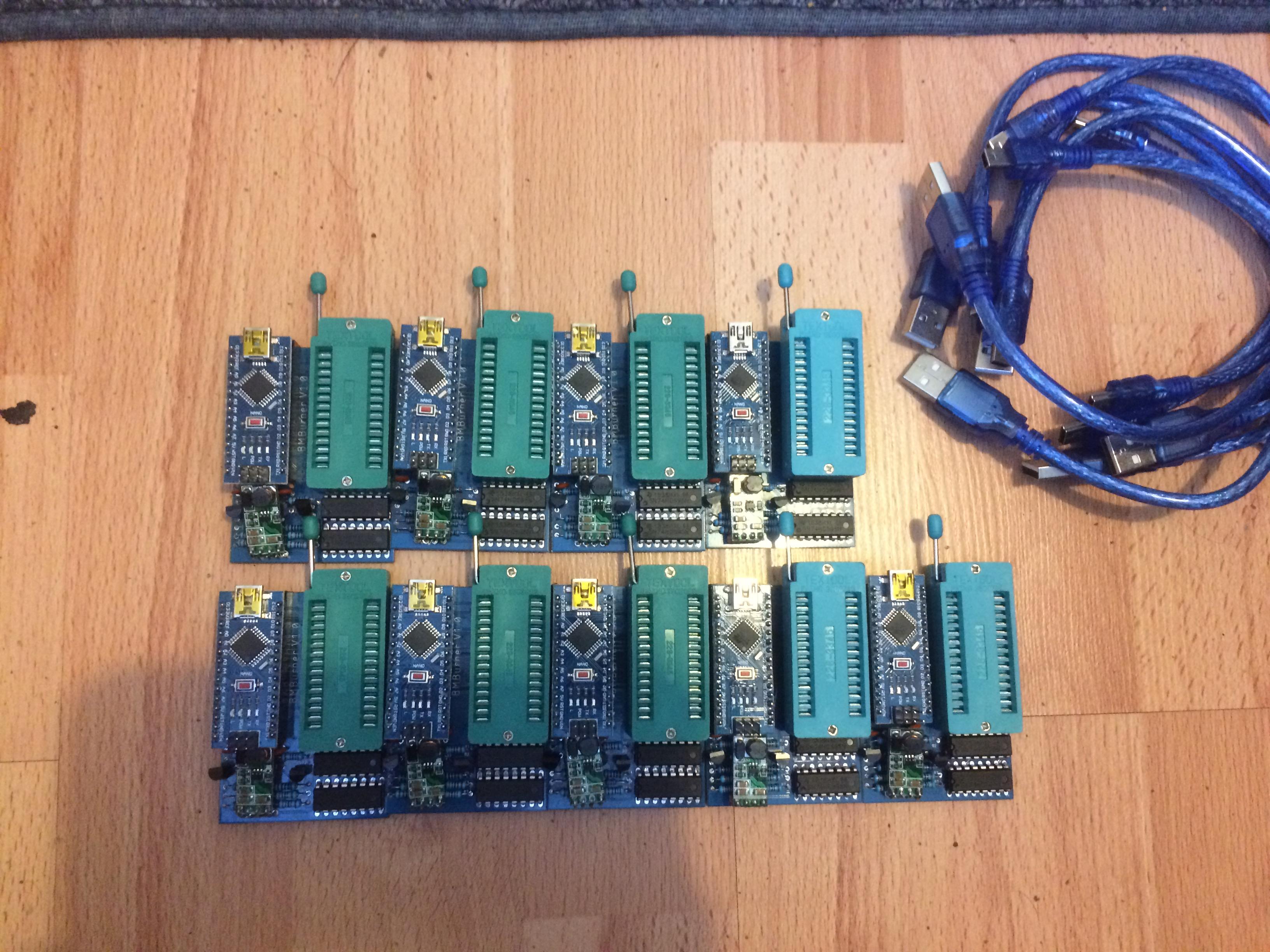 GitHub - bouletmarc/BMBurner: BMBurner is a Arduino based