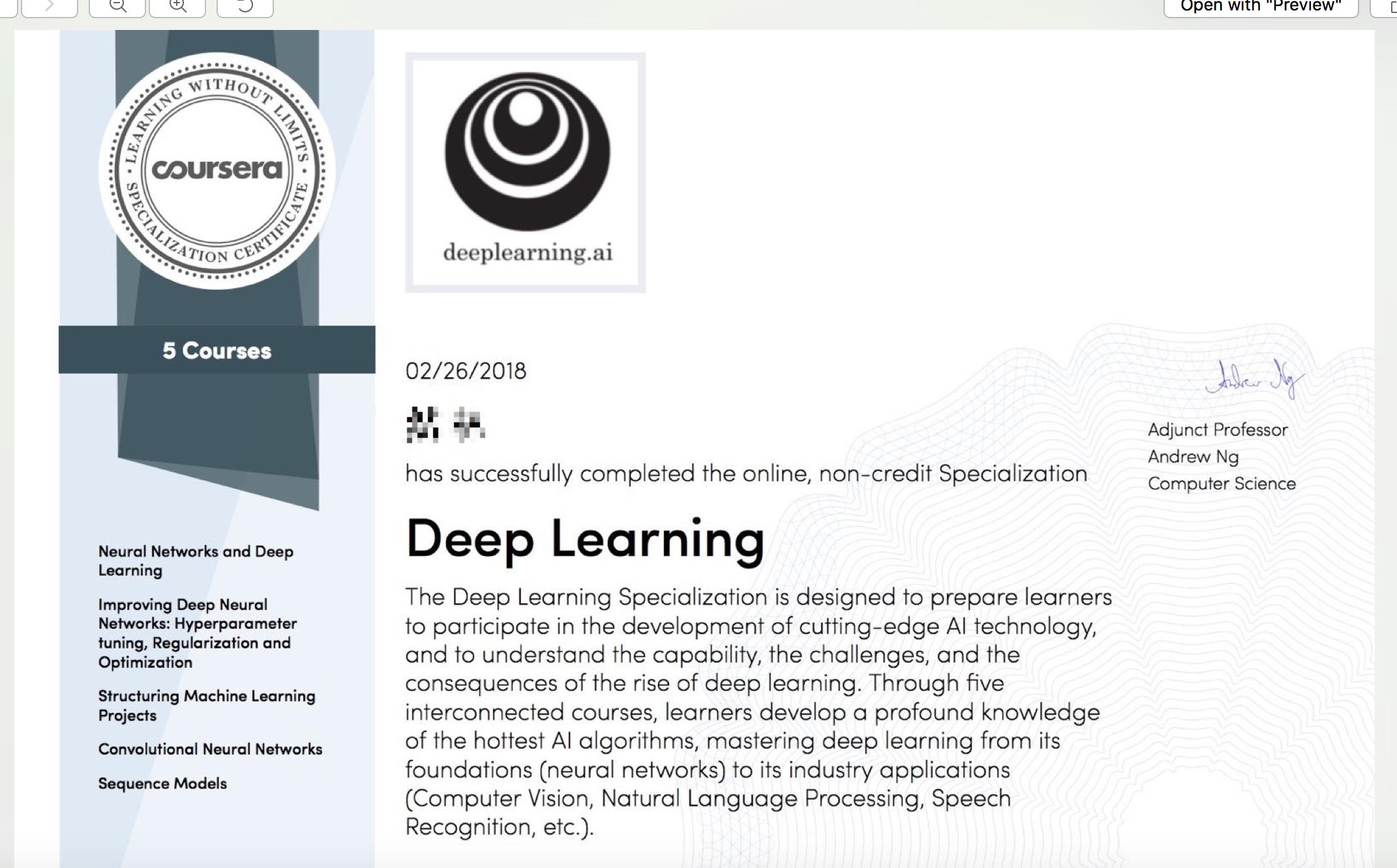 deeplearning