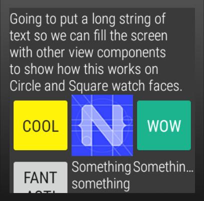 Square Watch Usage