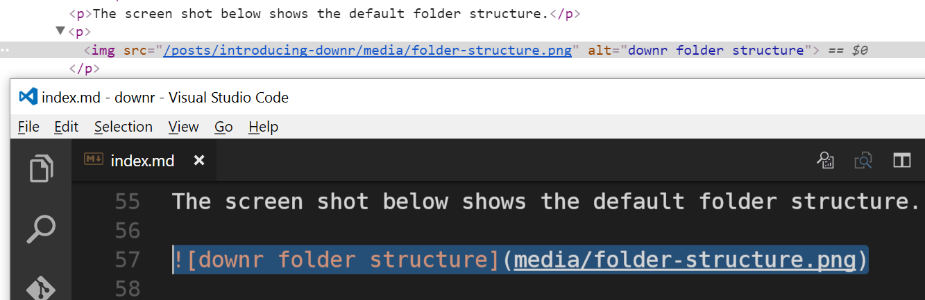 Image path fix-ups