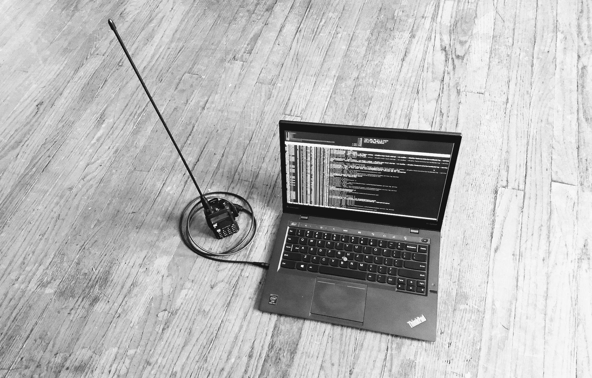 Baofeng UV-5R Linux setup