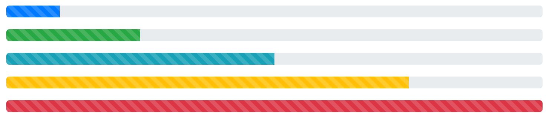 Progress Stripes