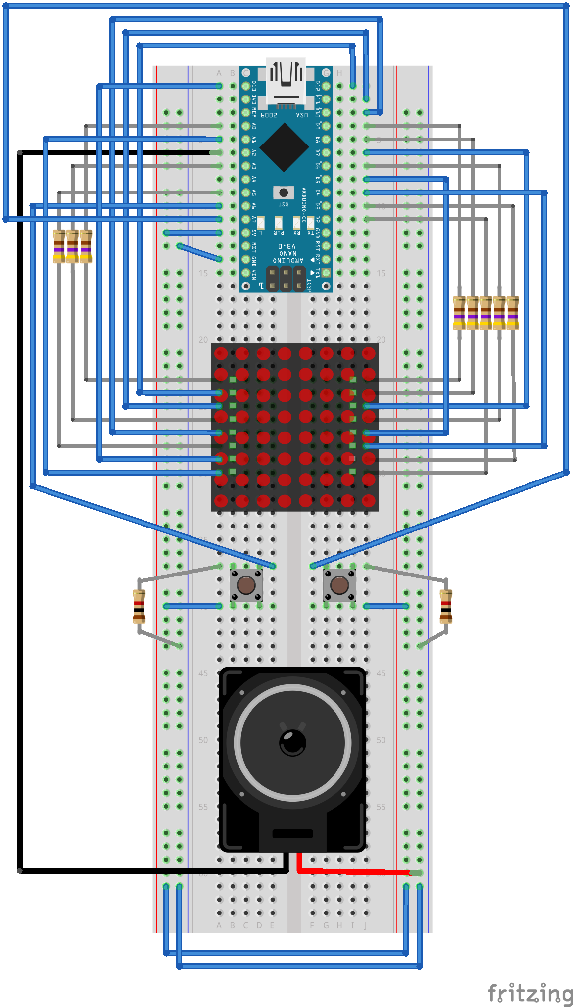 GitHub - brnunes/Arduino-Doodle-Jump: Implementation of the