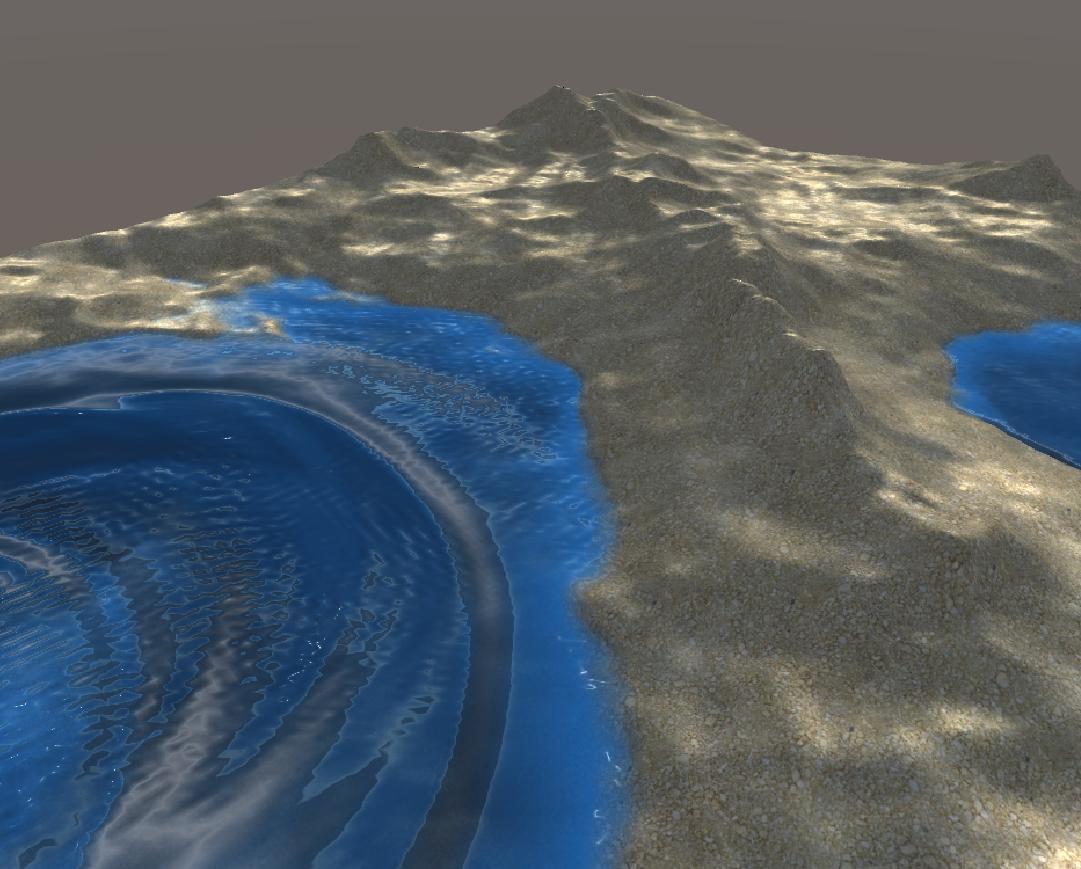 Unity Terrain Erosion GPU - UnityList
