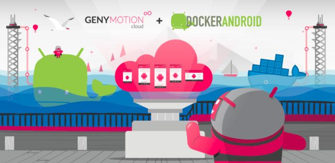 Docker Android
