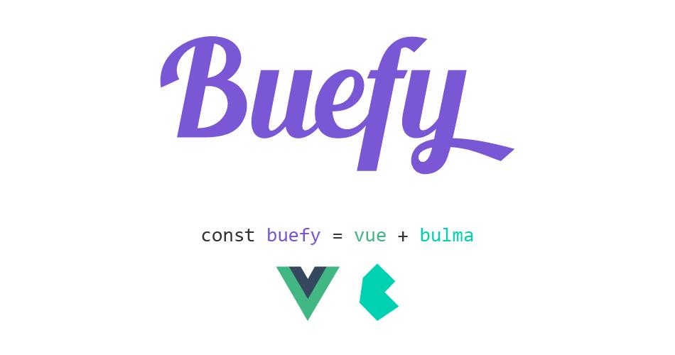 GitHub - buefy/buefy: Lightweight UI components for Vue js based on