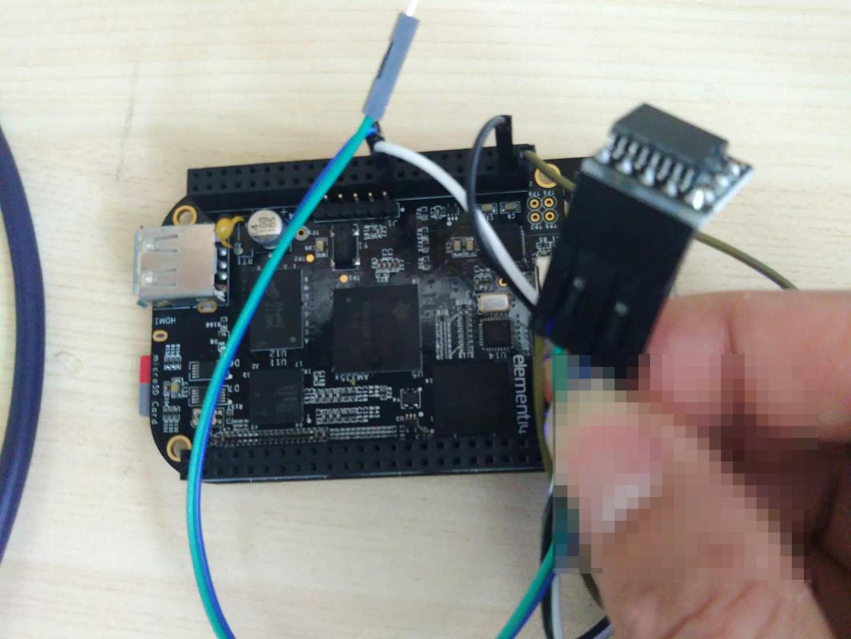 DS3231连接图