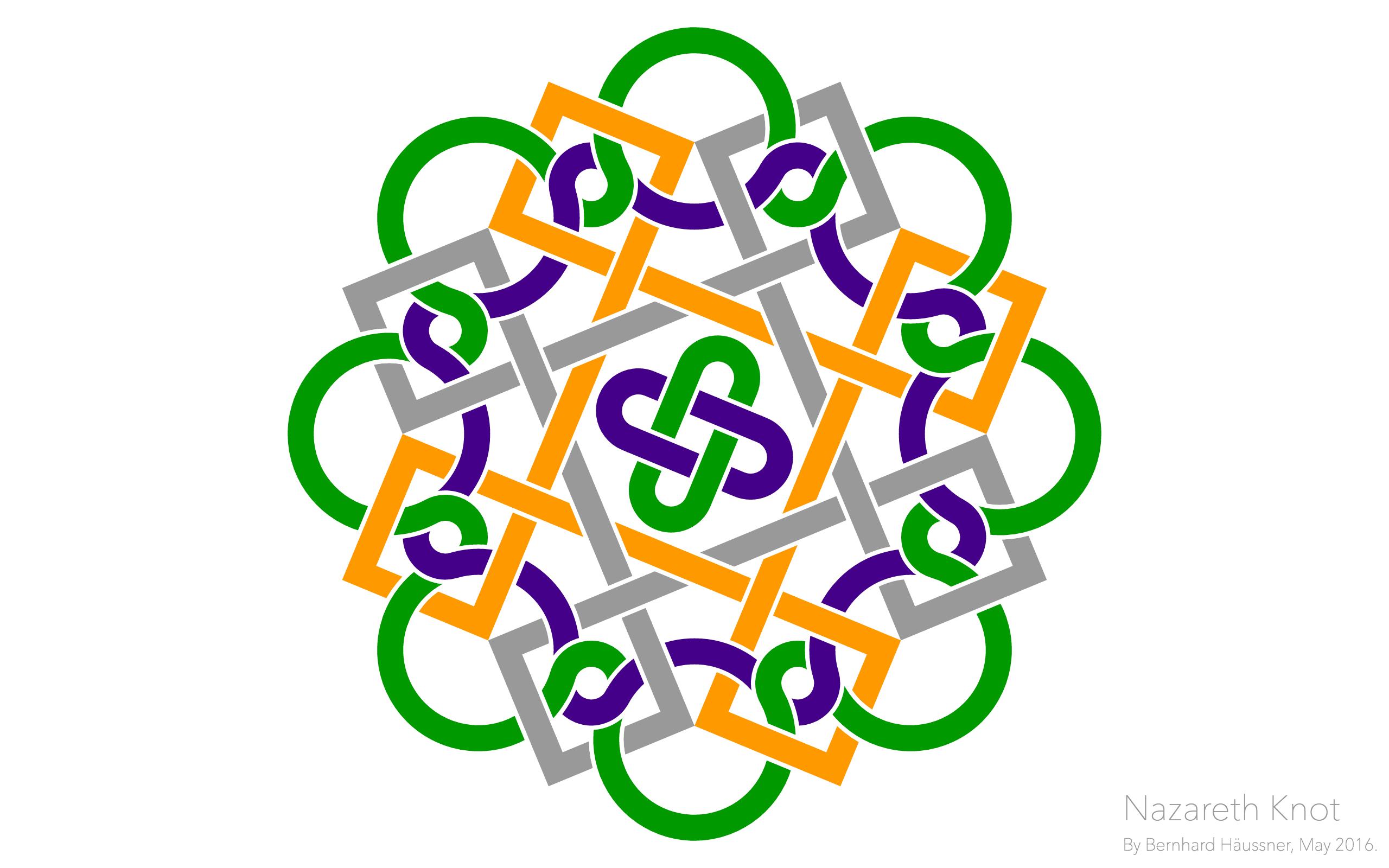 The Nazareth Knot