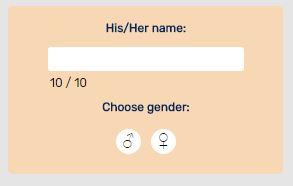 Pickgender