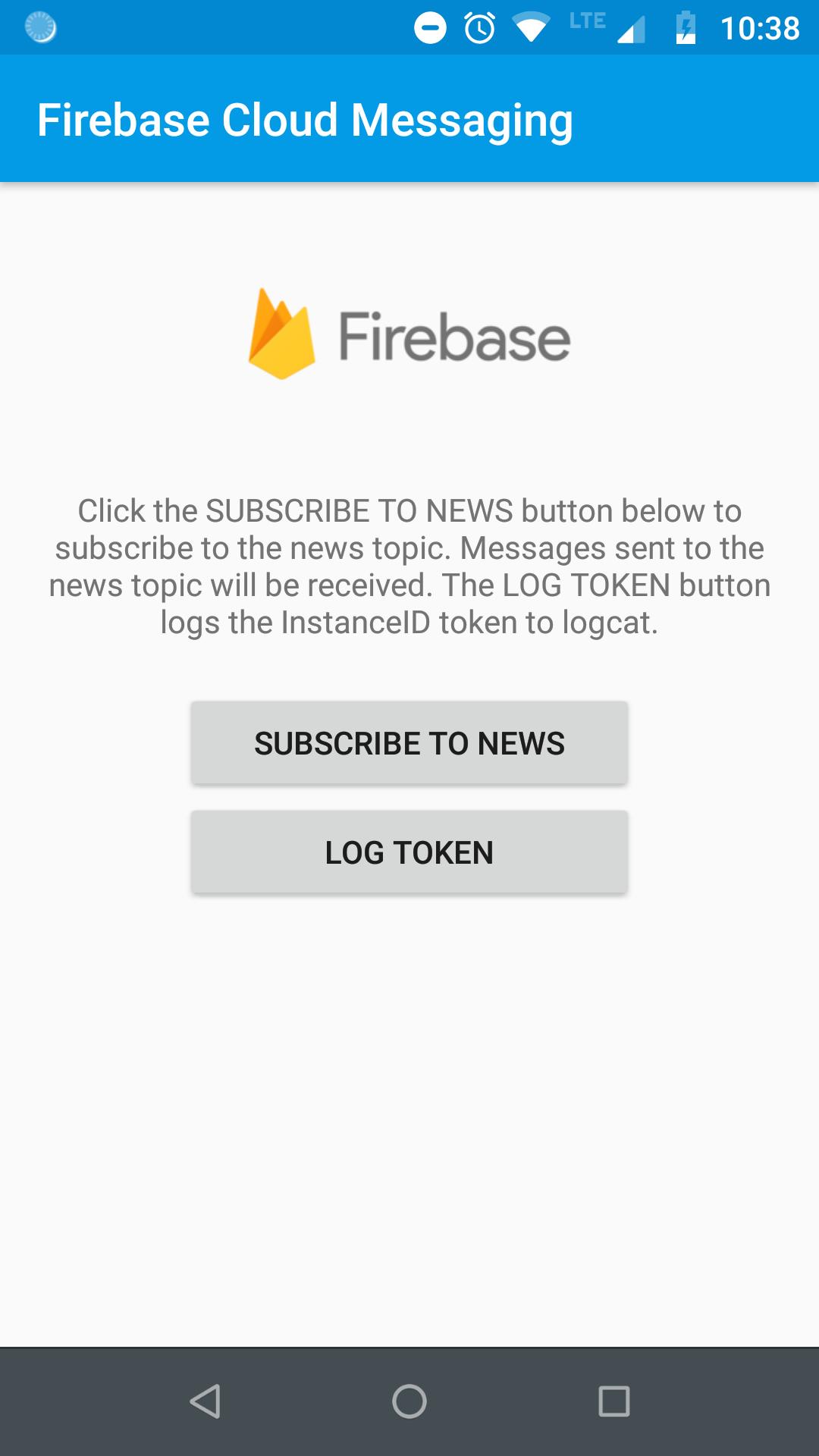 GitHub - bytefish/FcmSharp: Firebase Cloud Messaging (FCM