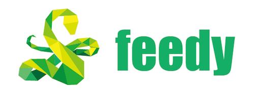 feedy's logo