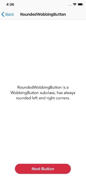 WobbingButton