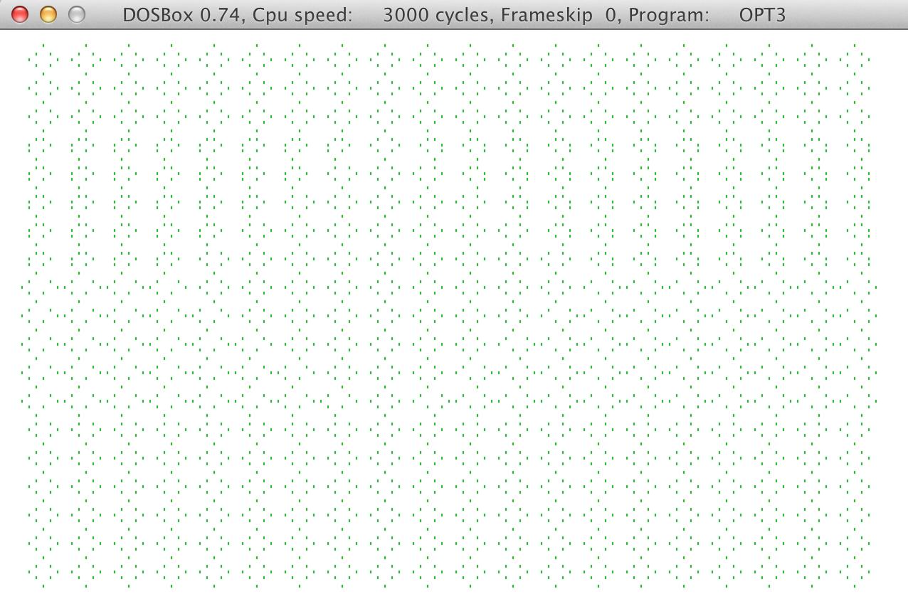 opt3 program screenshot