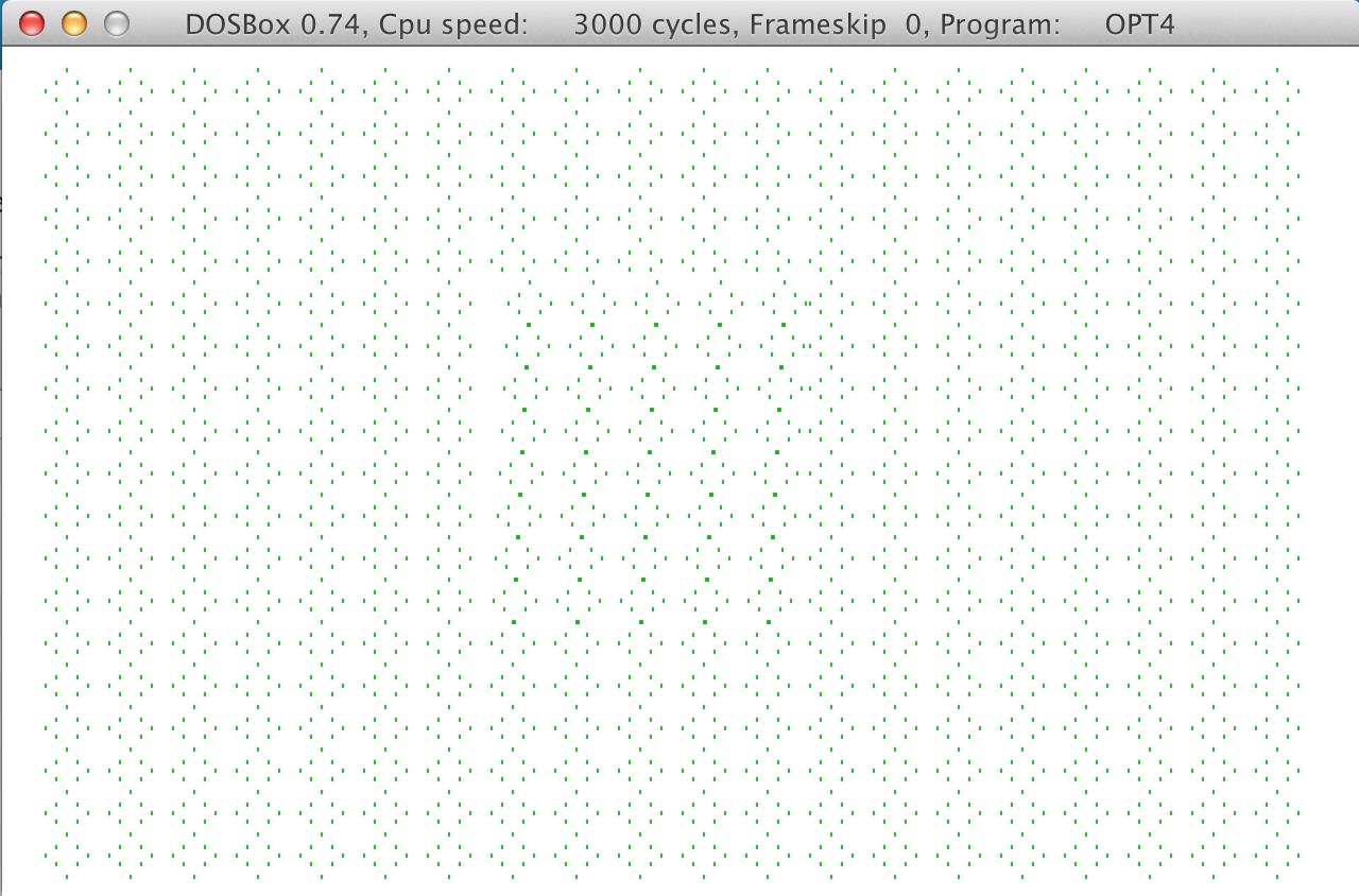 opt4 program screenshot