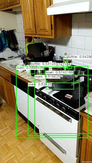 Detection demo
