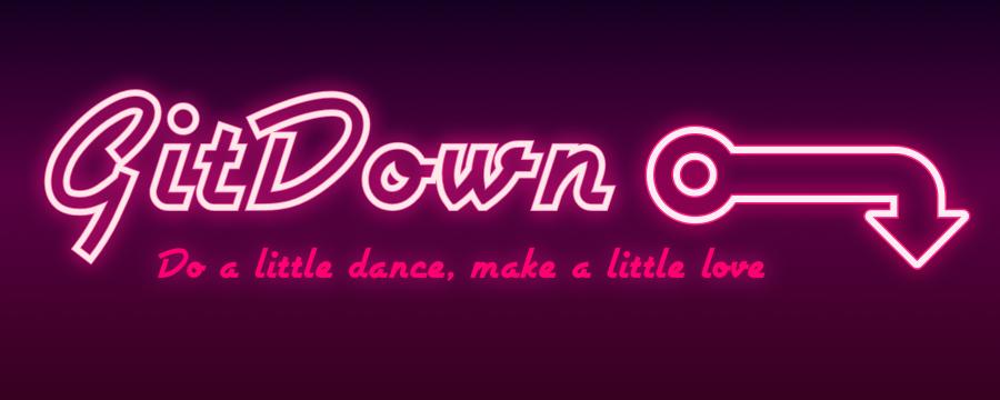 GitDown logo banner