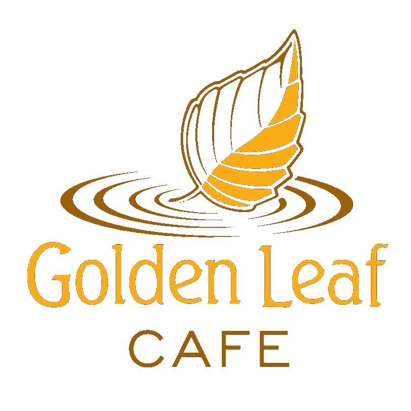 Golden Leaf Cafe Logo>     </div>  <div class=