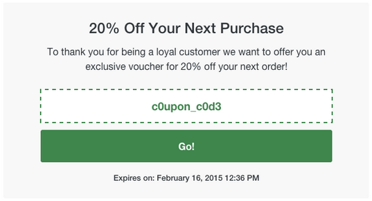 Next Order Coupon-2