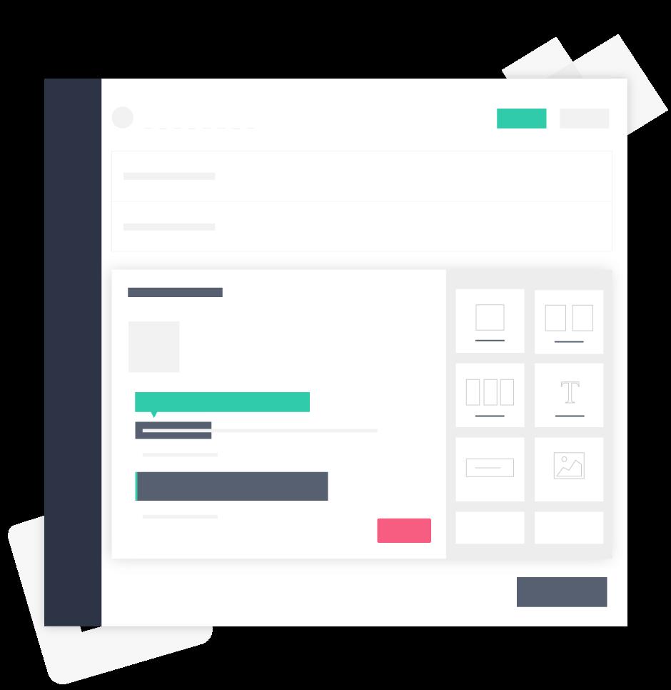 WYSIWYG Email builder
