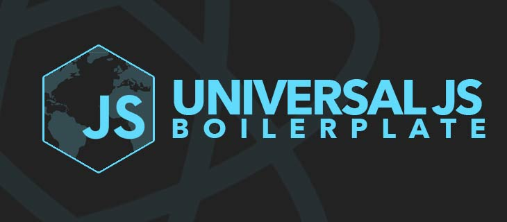Universal JS Boilerplate