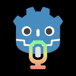 Godot VoIP's icon