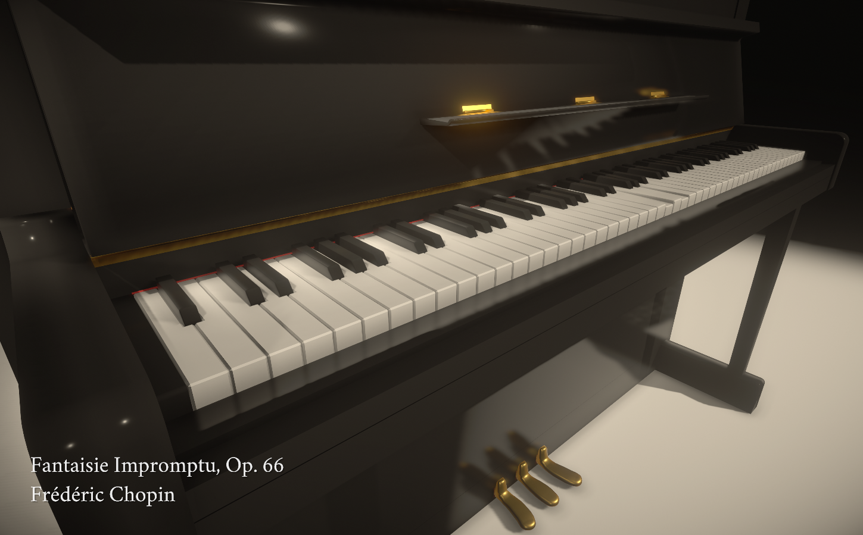 Piano Preview