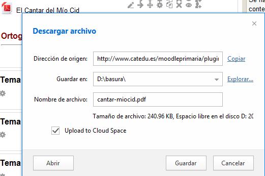 Fig Captura de pantalla de descarga de archivo
